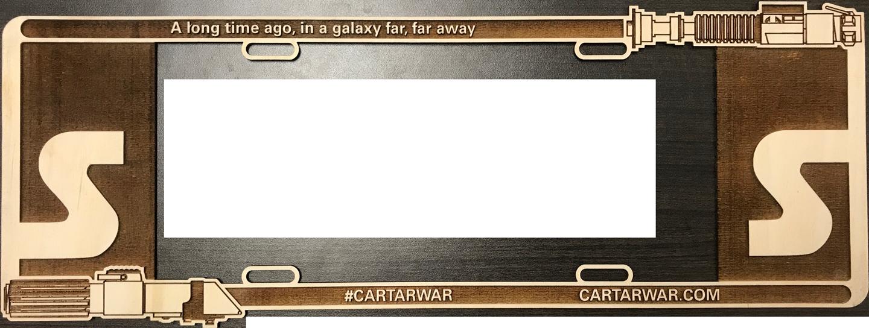 CARTARWAR   Unofficial Star Wars Car